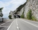 Droga do Triestu - ostatki Włoch - na chwilę przed wjazdem do Słowenii