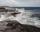 Widok na Adriatyk - Chorwacja - PULA