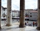 Na wycieczce w PULA Chorwacja