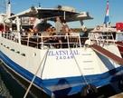 Nasz wycieczkowy statek - Pula