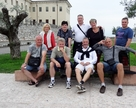 Gryfiniacy na wycieczce w miejscowości Salo ( nad jez Garda )