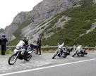 skrobiemy się w górę - do Passo dello Stelvio