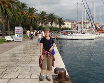 Port w centrum