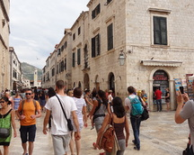 Zwiedzamy stare miasto