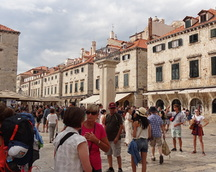 Piękne stare miasto