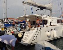 Port przyjmuje żeglarzy