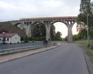 Most w Lewinie - za mostem mieszkała Wioletta Willas