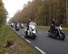 Trasa do Trzcińska rok tem zginął tu motocyklista