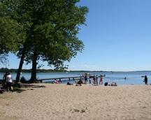 Lokalna plaża