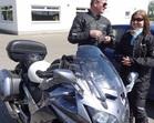 Roman i Małgosia Kubowicz - Yamaha FJR 1300