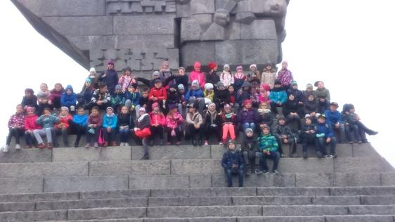 Westerplatte - pomnik