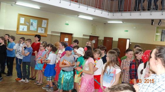 Chopinalia 2015 klasy IV-VI i gimnazjum