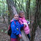 Czasem w lesie, też było trzeba troszkę odpocząć i zrelaksować się na łonie natury