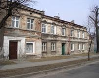 Budynek z 1909 roku przy ul.Dobrzeckiej 34