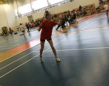 OT Badmintona  Suchedniów 15.11.2014