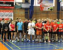 4-5 lutego 2017 roku, 19. Noworoczny Turniej Badmintona o Puchar Burmistrza Pszczyny i Starosty Pszczyńskiego