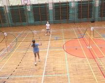 Turniej Młodych Adeptów Badmintona - Czestochowa 29.09.2013