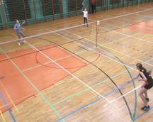 Turniej Młodych Adeptów Badmintona -Czestochowa 29.09.2013