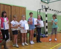 Finał GP Młod. Adeptów. Badmintona
