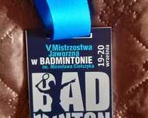 19-20 września 2020 roku, V Mistrzostwa Jaworzna w Badmintonie im. Mirosława Ciołczyka
