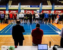 17 grudnia 2016 roku, Li-Ning Jaworzno Cup