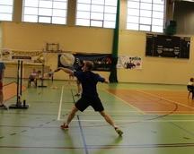 3 czerwca 2017 roku, Mistrzostwa Łazisk Górnych w Badmintonie