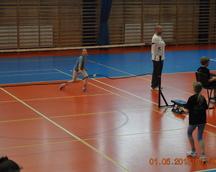 Turniej z okazji Dnia Dziecka - Pszczyna 01.06.2013.