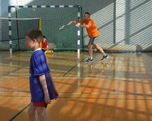Klubowy Turniej Badmintona 25.06.2015.