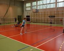 13 maja 2017 roku, I Mistrzostwa Chorzowa Amatorów w Badmintonie