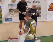 22 listopada 2020 roku, Otwarty Turniej Badmintona z okazji Święta Niepodległości w Łaziskach Górnych