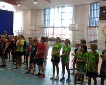 Mistrzostwa Śląska - Młodzików mł. Bieruń 07.09.2014