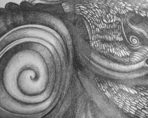 Podświadomość - zapis myśli I, 2008