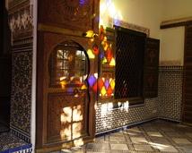 Marrakesz 2017 - Pałac Bahia, harem