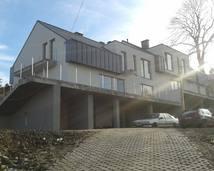dwurodzinny dom w Wieliczce z pensjonatem
