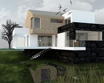 projekt domy jednorodzinnego