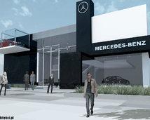 nowoczesny salon samochodowy