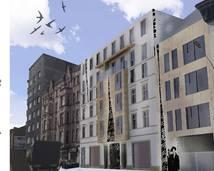 Projekt hotelu w Katowicach