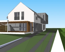 projektowanie nowoczesnych domów