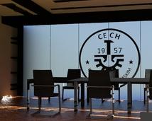 Projekt wnętrz sala konferencyjna