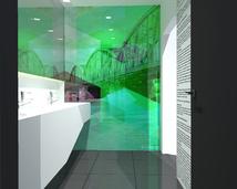 nowoczesne projekty łazienek