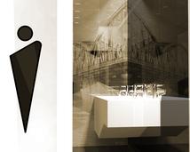 projekt wnętrz łazienek publicznych