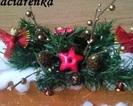 Chustecznik świąteczny (prywatne)