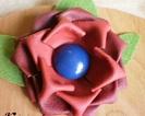 Róża - część dekoracji (prywatne)