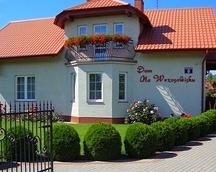 Dom na Wrzosowisku Dębki