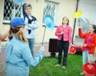 Warsztaty In blue na Wygodzie fot. izabelkowa