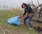 Sprzątanie Plaży Kozia Górka 06.04.2014