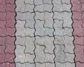 Kostka po czyszczeniu, przed impregnacją koloryzującą