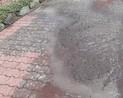 Różnica w czasie czyszczenia powierzchni