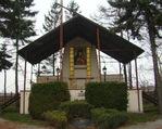Ołtarz polowy w Parku Pielgrzyma