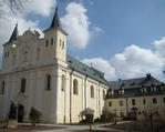 Kościół i klasztor Paulinów w Biechowie